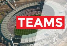 afl teams