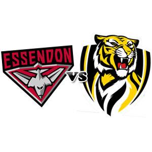 Round 12 Essendon vs Richmond